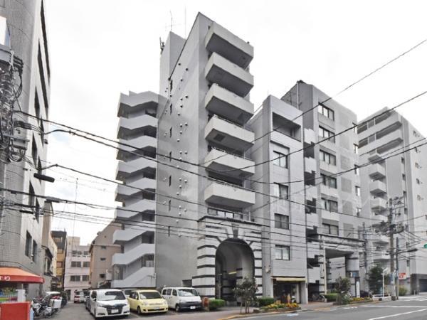 中古マンション 台東区鳥越2丁目 都営浅草線蔵前駅 3240万円