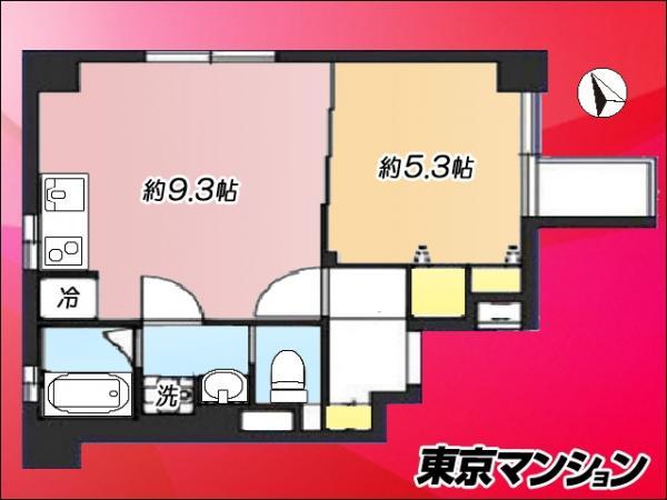 中古マンション 台東区北上野2丁目 日比谷線入谷駅 2680万円