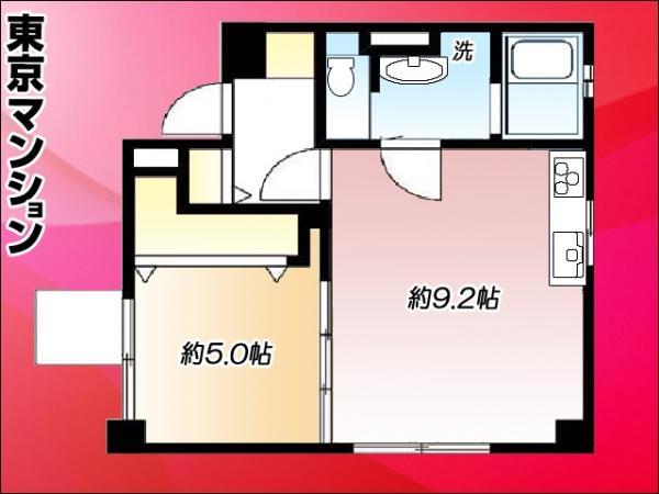 中古マンション 台東区北上野2丁目 日比谷線入谷駅 2100万円