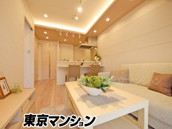 中古マンション 渋谷区恵比寿3丁目38-11 JR山手線恵比寿駅 4280万円