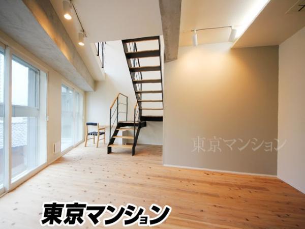 中古マンション 品川区上大崎4丁目 JR山手線目黒駅 9380万円