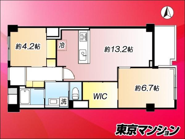 中古マンション 江東区亀戸7丁目2-8 都営新宿線大島駅 2998万円