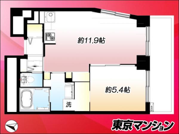 中古マンション 文京区西片1丁目15-4 都営三田線春日駅 3199万円