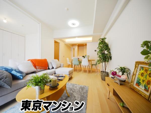 中古マンション 北区赤羽北2丁目 JR埼京線北赤羽駅 5680万円