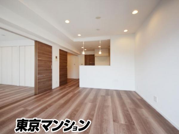 中古マンション 新宿区大久保1丁目 JR山手線新大久保駅 4699万円