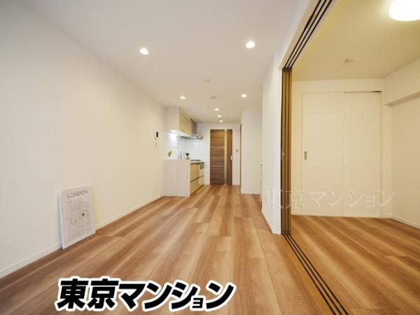 中古マンション 中央区築地4丁目 日比谷線東銀座駅 3699万円