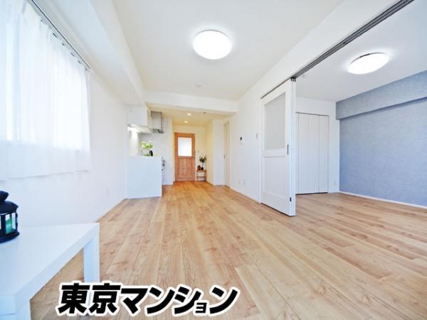中古マンション 大田区大森北1丁目 JR京浜東北線大森駅 2980万円