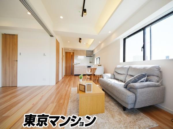 中古マンション 台東区松が谷3丁目 日比谷線入谷駅 2999万円