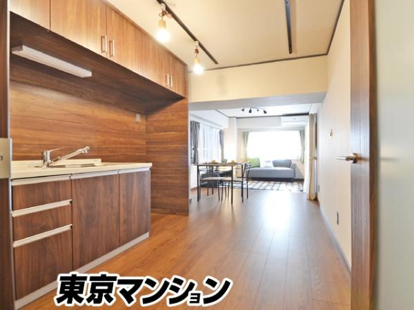 中古マンション 港区浜松町1丁目 JR山手線浜松町駅 3380万円