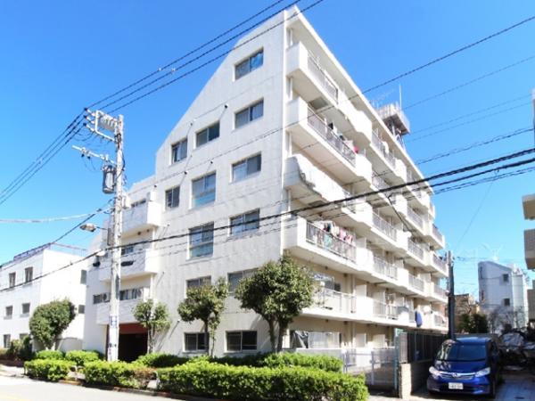 中古マンション 荒川区西尾久7丁目 JR高崎線尾久駅 2480万円