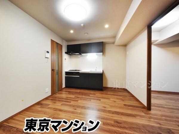 中古マンション 新宿区西五軒町 東西線神楽坂駅 3680万円