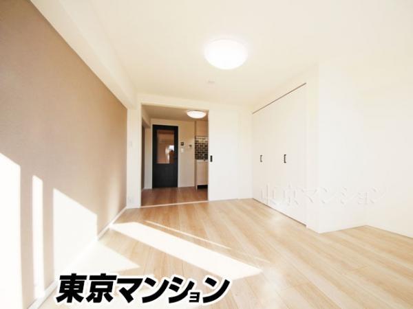 中古マンション 新宿区北新宿3丁目 JR中央・総武線大久保駅 2330万円