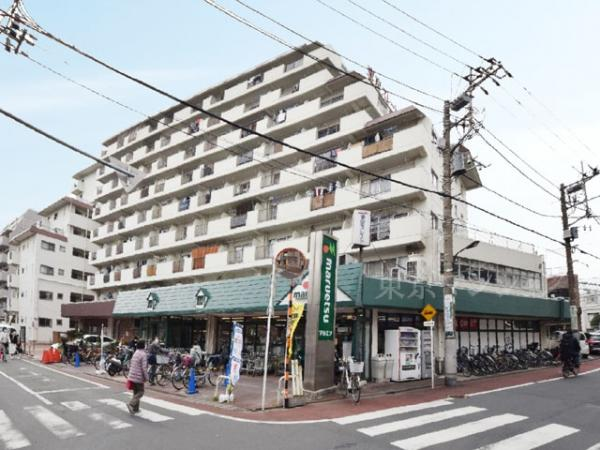 中古マンション 大田区蒲田1丁目 JR京浜東北線蒲田駅 1880万円