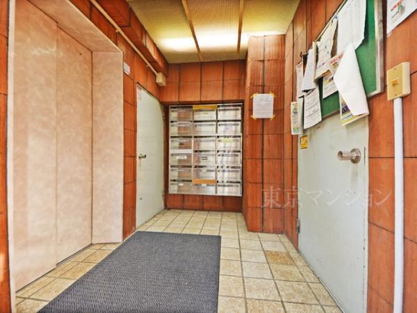 中古マンション 板橋区大和町 都営三田線板橋本町駅 2199万円