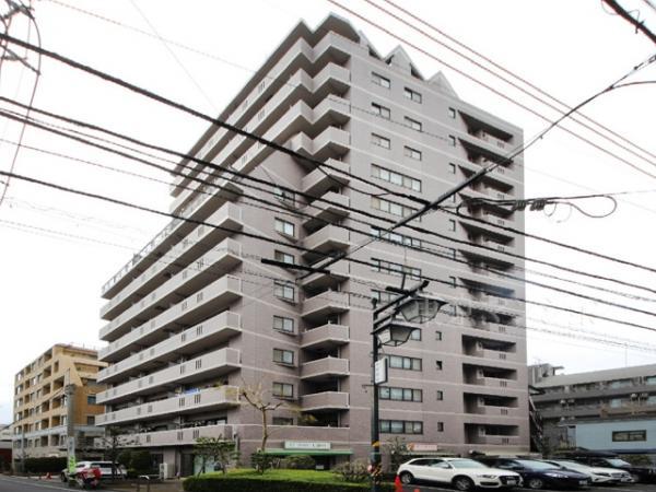 中古マンション 杉並区西荻南2丁目 JR中央・総武線西荻窪駅 6280万円