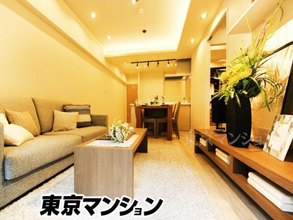 中古マンション 渋谷区笹塚1丁目 京王線笹塚駅 4480万円
