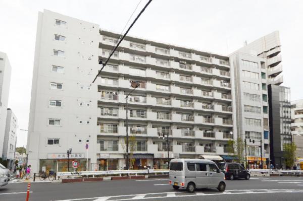 中古マンション 目黒区青葉台2丁目 東急東横線中目黒駅 4980万円