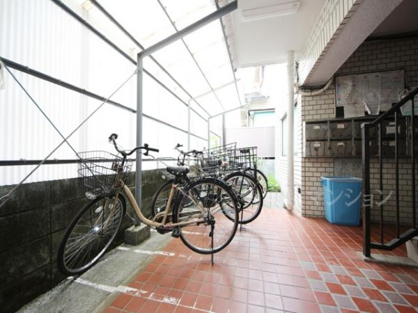 中古マンション 中野区中央1丁目 丸の内線中野坂上駅 2680万円