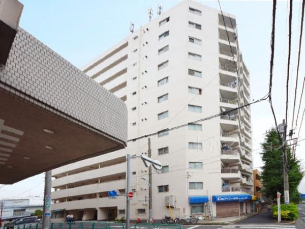 中古マンション 杉並区桃井2丁目 JR中央線荻窪駅 2199万円