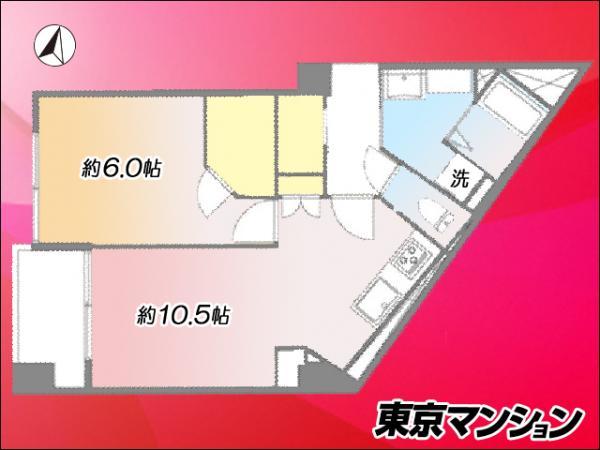 中古マンション 文京区千駄木3丁目 千代田線千駄木駅 3180万円