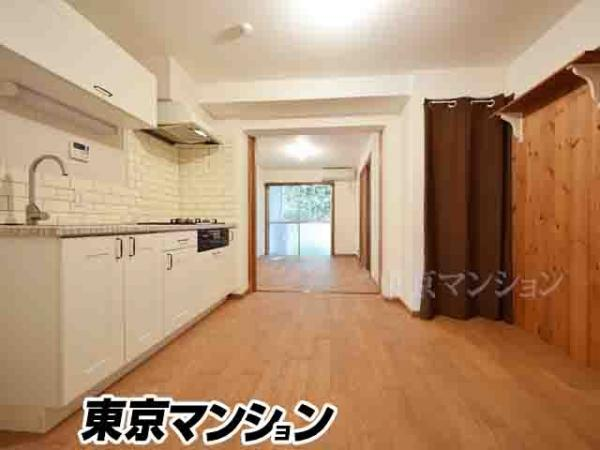 中古マンション 杉並区上荻3丁目 JR中央・総武線西荻窪駅 2480万円