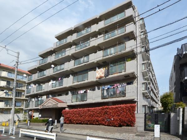 中古マンション 江東区東砂1丁目 都営新宿線大島駅 3580万円
