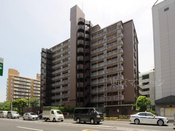 中古マンション 江東区木場3丁目 東西線木場駅 4480万円