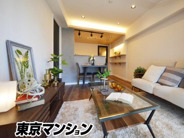 中古マンション 港区高輪3丁目 JR山手線品川駅 4099万円