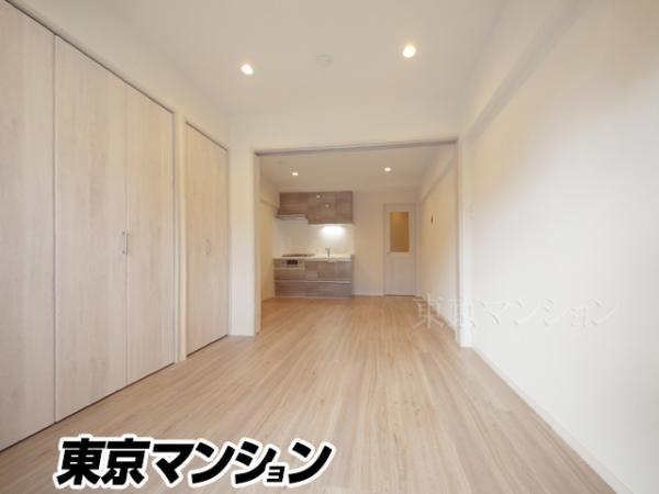 中古マンション 渋谷区松濤2丁目7-12 京王井の頭線神泉駅 3399万円
