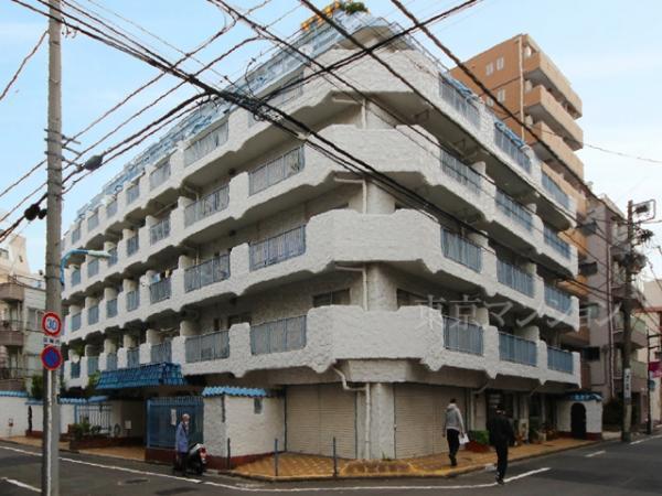 中古マンション 新宿区北新宿4丁目33-3 JR中央・総武線東中野駅 2790万円