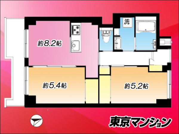 中古マンション 台東区浅草橋1丁目 JR中央・総武線浅草橋駅 3999万円