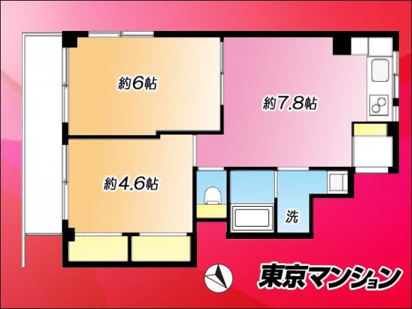 中古マンション 墨田区業平1丁目10-8 半蔵門線押上駅 2999万円