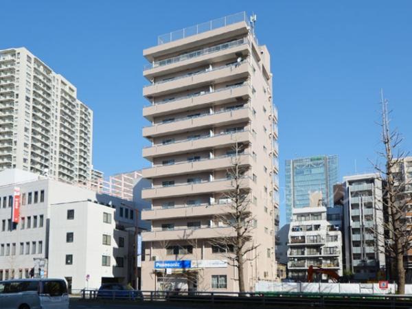 中古マンション 品川区西五反田2丁目 JR山手線五反田駅 2480万円