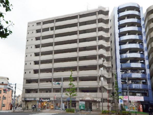中古マンション 品川区平塚3丁目 東急池上線戸越銀座駅 4790万円