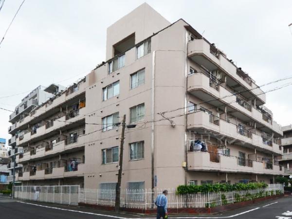 中古マンション 北区昭和町2丁目 JR東北本線(宇都宮線)尾久駅 2699万円