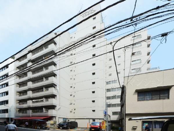 中古マンション 中央区新富1丁目 有楽町線新富町駅 3499万円