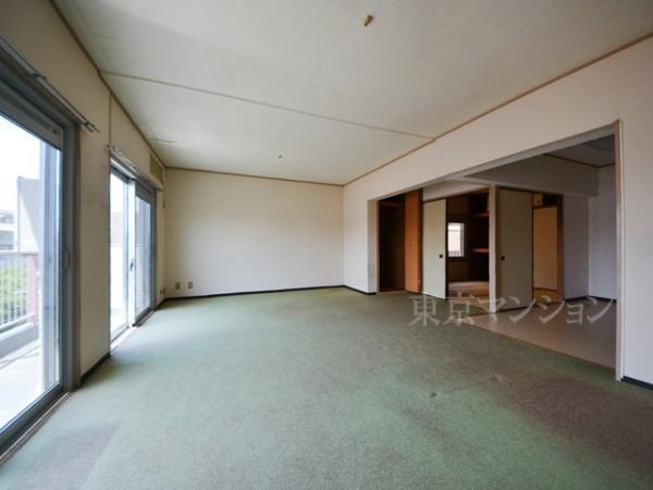 中古マンション 板橋区常盤台2丁目 東武東上線ときわ台駅 2680万円