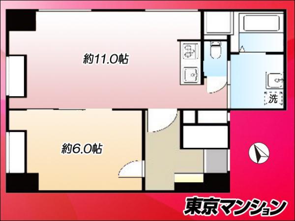 中古マンション 千代田区東神田3丁目 日比谷線秋葉原駅 3880万円