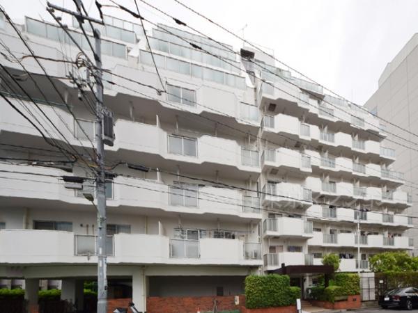 中古マンション 大田区大森北2丁目 JR京浜東北線大森駅 2298万円