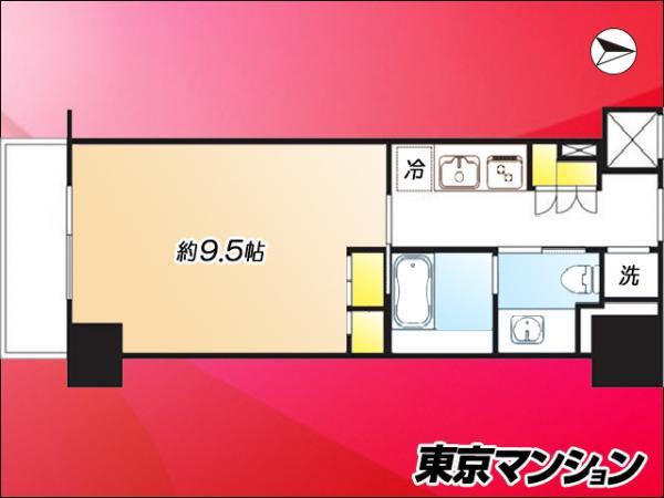 中古マンション 中央区八丁堀3丁目 JR京葉線八丁堀駅 3640万円