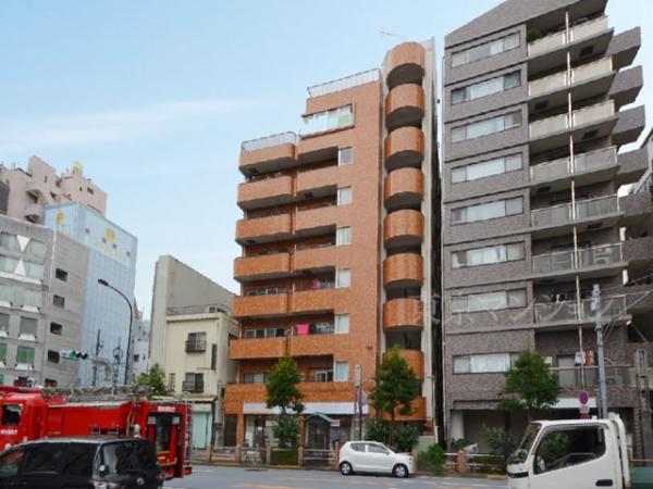 中古マンション 江東区亀戸2丁目 JR中央・総武線亀戸駅 2898万円
