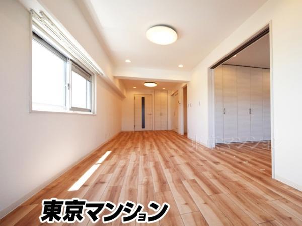 中古マンション 大田区北馬込1丁目 都営浅草線馬込駅 2780万円