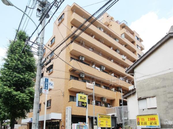 中古マンション 渋谷区幡ヶ谷2丁目 京王線笹塚駅 3180万円