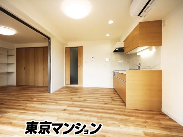 中古マンション 荒川区西尾久4丁目 JR高崎線尾久駅 2380万円