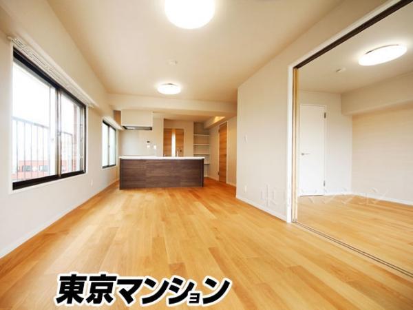 中古マンション 板橋区東山町2-13 東武東上線ときわ台駅 2590万円