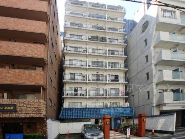 中古マンション 中央区築地4丁目 日比谷線東銀座駅 3480万円