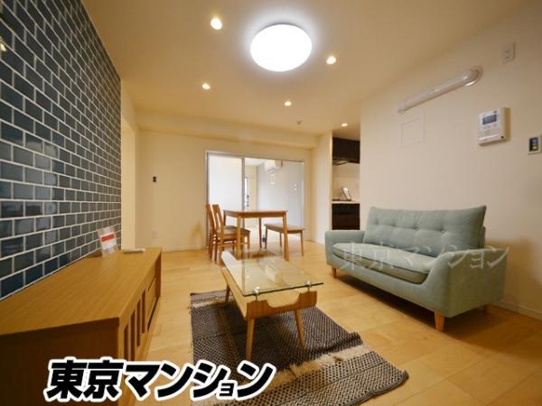 中古マンション 北区赤羽2丁目 JR東北本線(宇都宮線)赤羽駅 4199万円