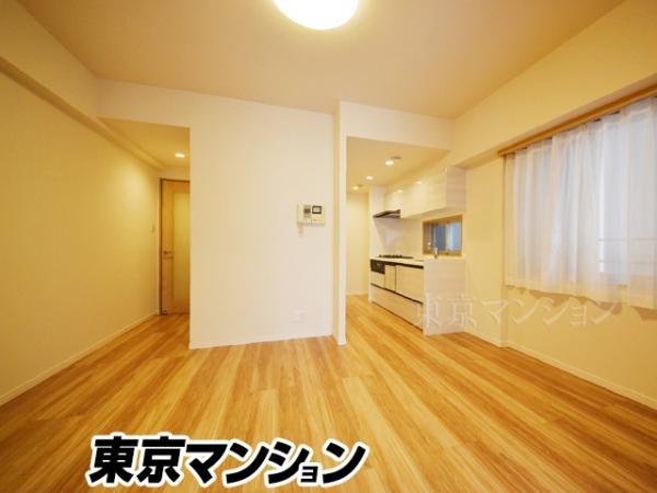 中古マンション 新宿区西早稲田3丁目 JR山手線高田馬場駅 5280万円
