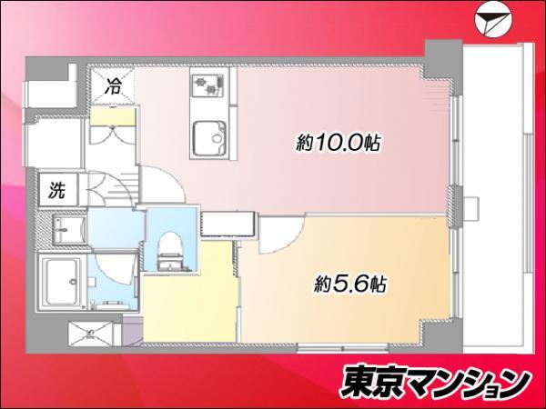 中古マンション 中央区湊3丁目6-9 有楽町線新富町駅 4199万円