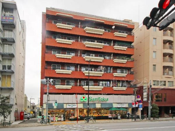 中古マンション 新宿区西早稲田3丁目 副都心線西早稲田駅 2680万円